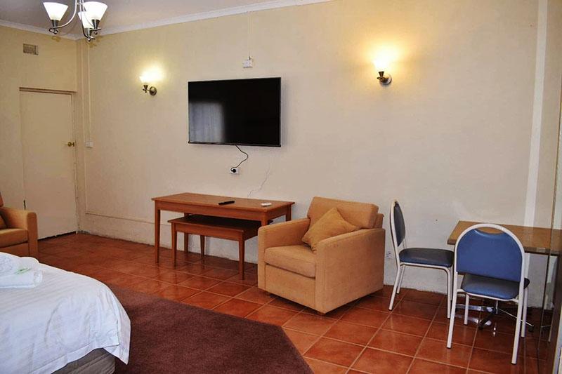 Accommodation at Grampians Motel Hotel